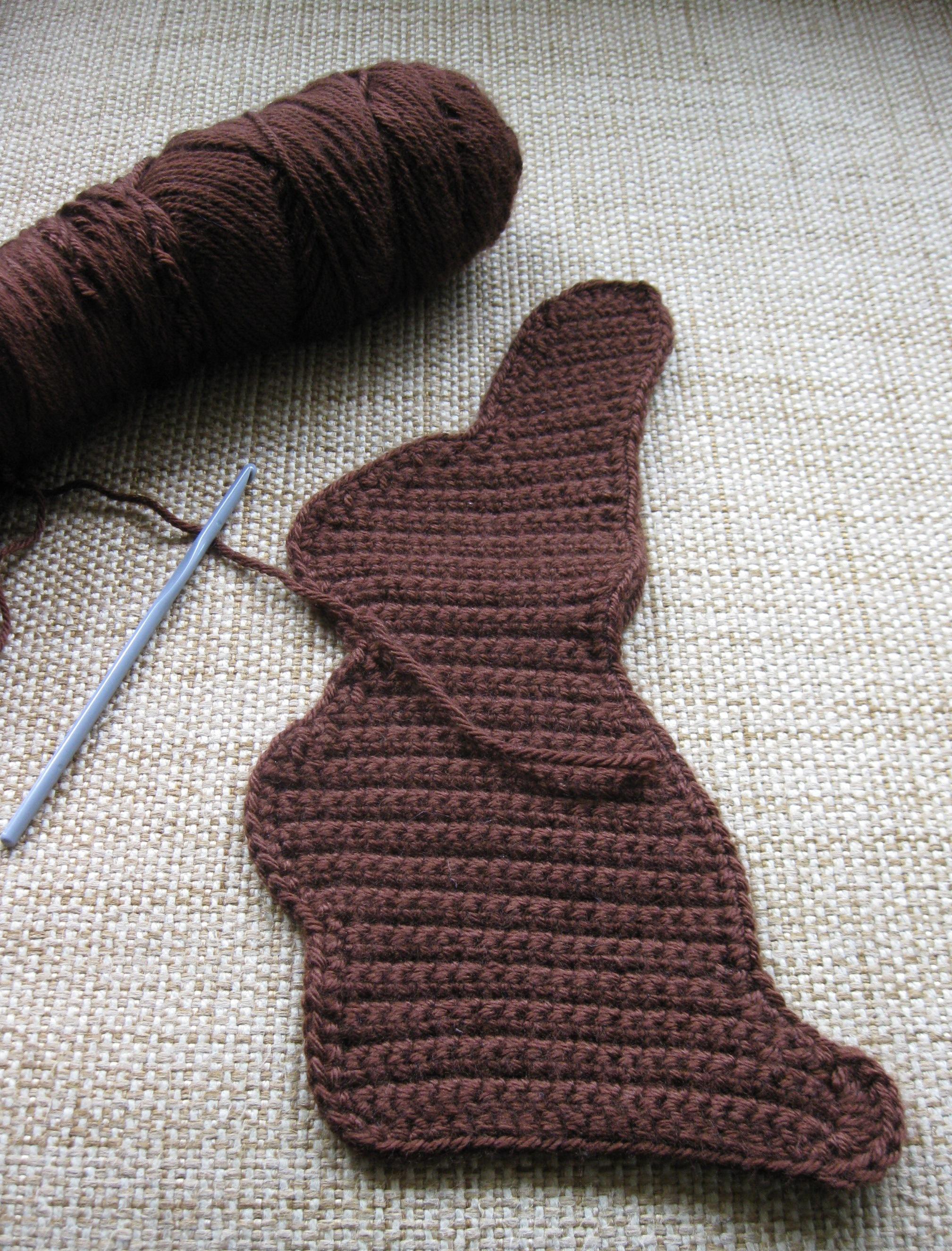 Chocolate Easter Bunny Crochet Pattern Free Pakbit For