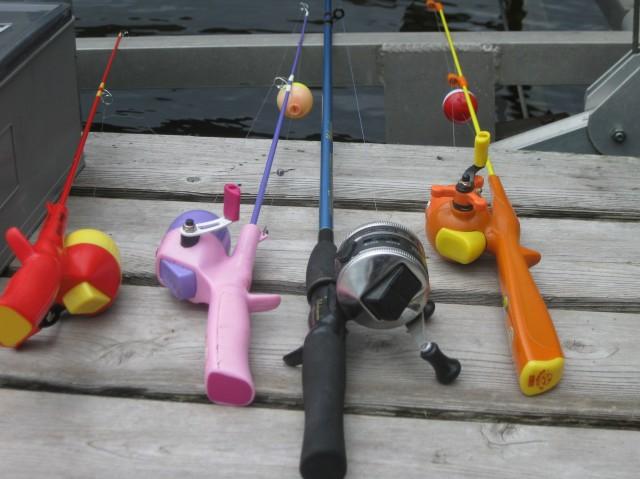 Fishing Poles 2012